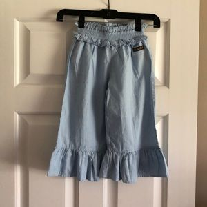 Matilda Jane Light Blue Pants Size 2